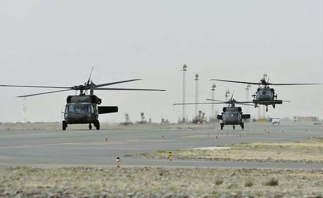 4 killed in helicopter crash in remote California region - Sakshi