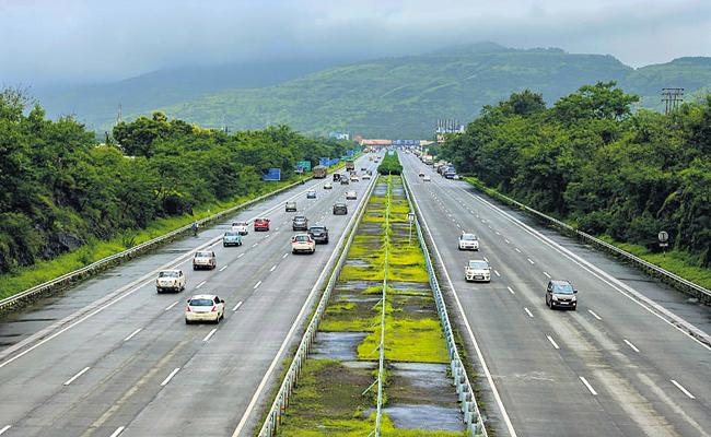 Connection of industrial parks with national highways - Sakshi