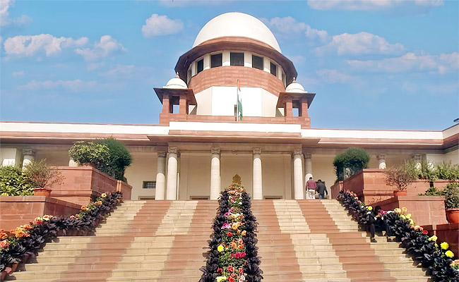 Supreme Court: Krishna Water Dispute Calls For Amicable Settlement - Sakshi