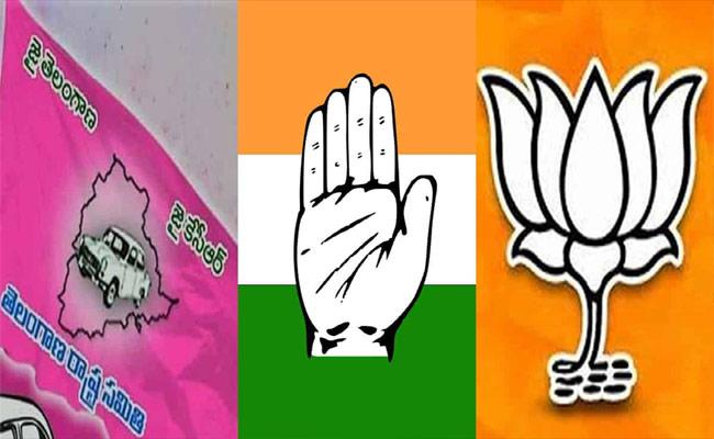Nizamabad: War Between Political Parties And Leaders In Social Media - Sakshi