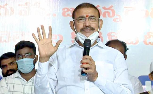 Minister Venugopala Krishna Comment On Pala Ekari - Sakshi