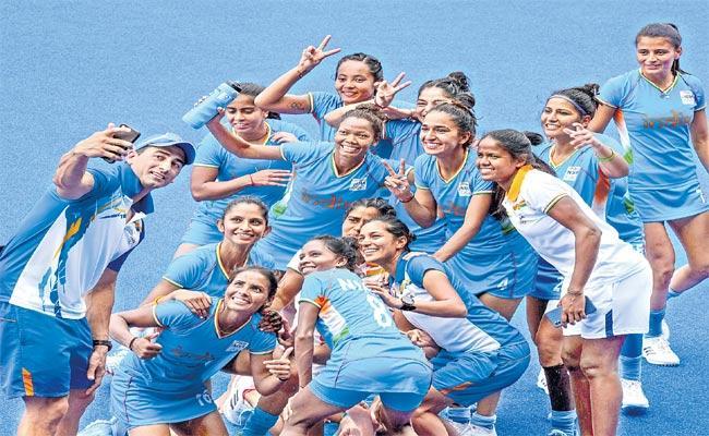 Tokyo Olympics: India Create History Beat Australia To Reach Semifinals In Women's Hockey - Sakshi
