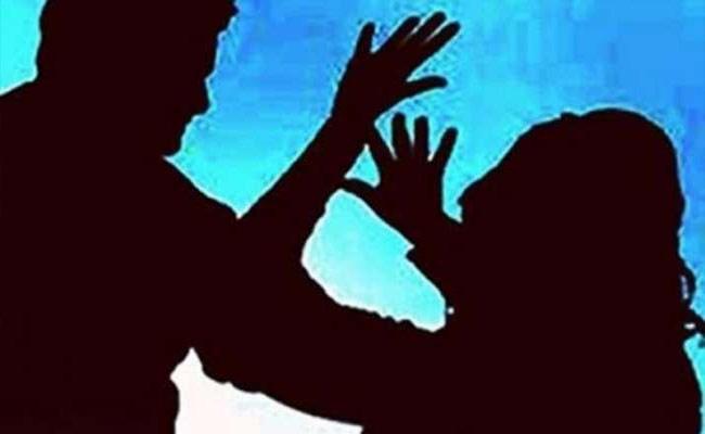 Andhra Pradesh: Husband Molested His Wife In East Godavari  - Sakshi