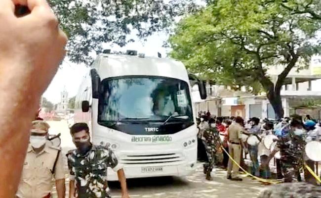 CM KCR Halia Tour August 2nd 2021 - Sakshi