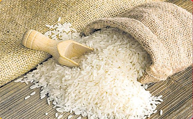 Government Decided Distribute Ration Rice Fifteen Kilos Month Of August - Sakshi