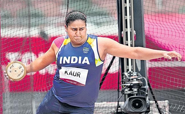 Tokyo Olympics: Can Kamalpreet Kaur Win An Olympic Medal - Sakshi