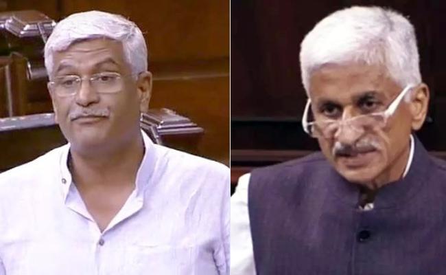 Gajendra Singh Reply To Vijayasai Reddy In Rajya Sabha Over Polavaram Estimated Cost - Sakshi