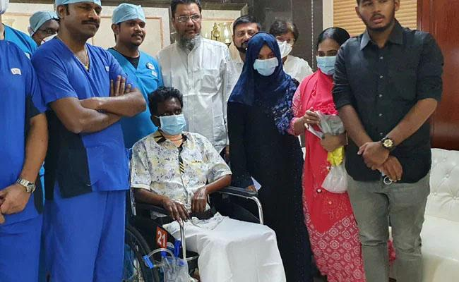 Chennai Covid Patient Recovers After 109 Days On Ventilator Support - Sakshi