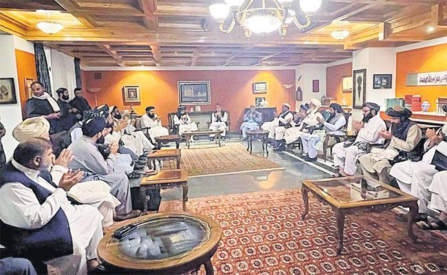 Future of Afghans Depends On Who Gets Upper Hand Over Taliban - Sakshi