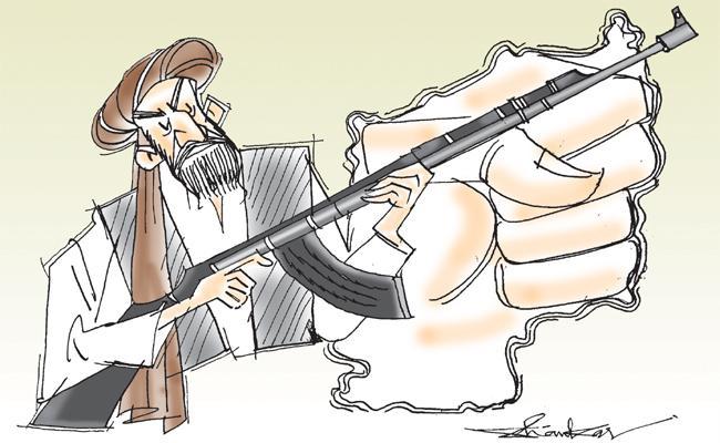 Vardhelli Murali Sakshi Editorial On Talibans