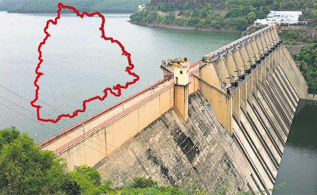 Krishna waters into the sea over Pulichintala and Prakasam barrage - Sakshi