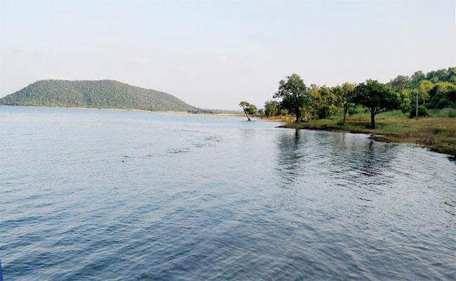 Opposition Party Leaders Demand Bridge Over Pakala Lake - Sakshi