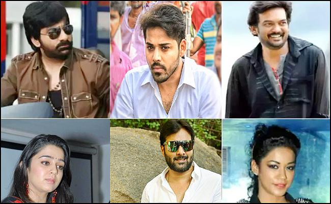 ED Sends Summons to Tollywood Celebrities Over Drug Case - Sakshi