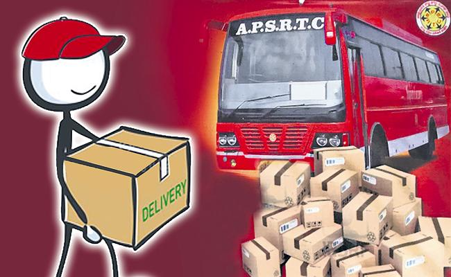 APSRTC is further expanding the scope of their services Andhra Pradesh - Sakshi