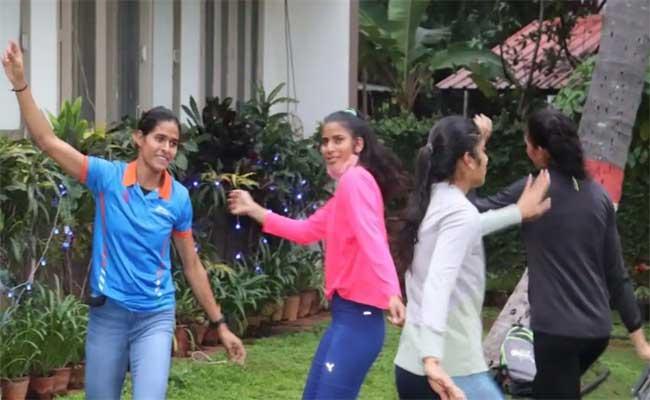 World Athletics U20 Silver Medalist Shaili Singh Dance Video Gone Viral - Sakshi