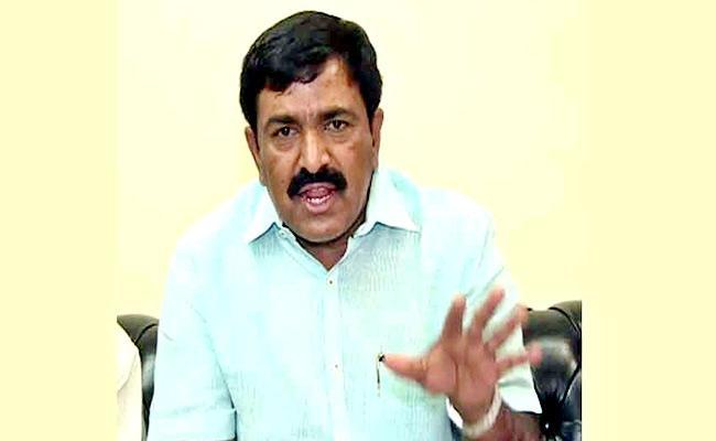 YSRCP MLA Dwarampudi Chandrasekhar Reddy Slams Ex MlA Kondababu - Sakshi