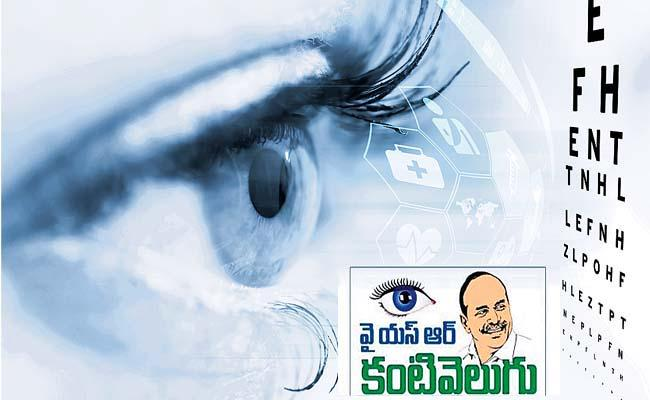 AP Govt Found That Eye Problems Are Less In Tribal Children Among Others - Sakshi
