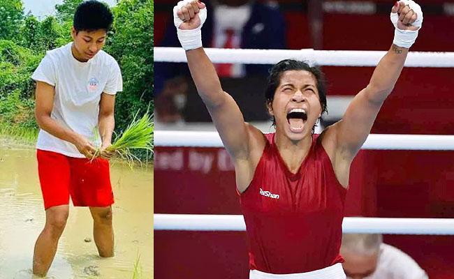 Tokyo Olympics: Lovlina Borgohain Bronze Medalist Inspirational Story - Sakshi