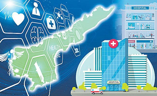 Revolutionary Steps in Andhra Pradesh Healthcare Sector - Sakshi