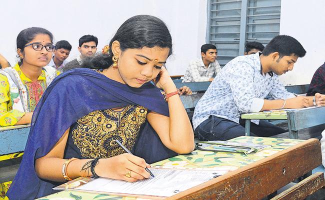 Inter-Advanced Supplementary Examinations from September 15th - Sakshi
