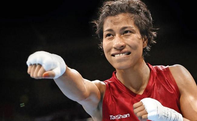 Assam Assembly to be adjourned to watch Lovlina Borgohain semifinal bout - Sakshi