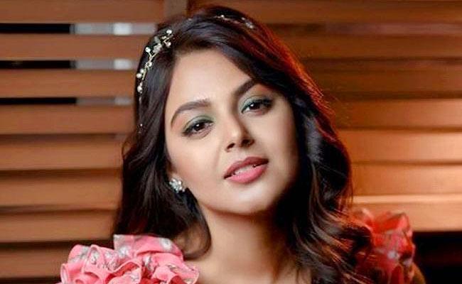 Monal Gajjar To Act In Nagarjuna Bangarraju Film - Sakshi