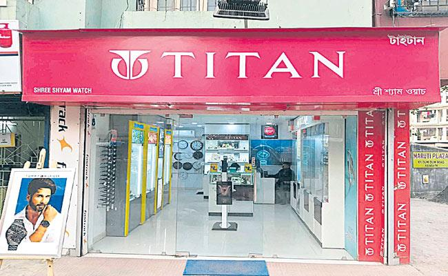 Titan reports net profit of Rs 61 crore for quarter ended June - Sakshi