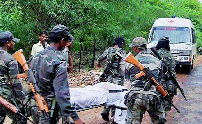 Encounter Between Police And Maoists In Bhadradri Kothagudem At Charla Zone - Sakshi