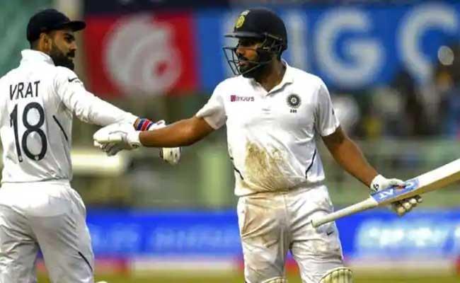 ICC Test Rankings: Joe Root Reclaims Top Spot, Rohit Sharma Overtakes Kohli - Sakshi