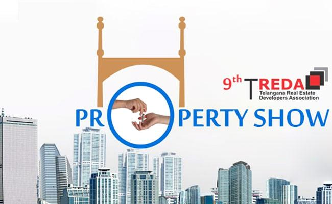 Treda Property Show Will Be Held On October First Week - Sakshi