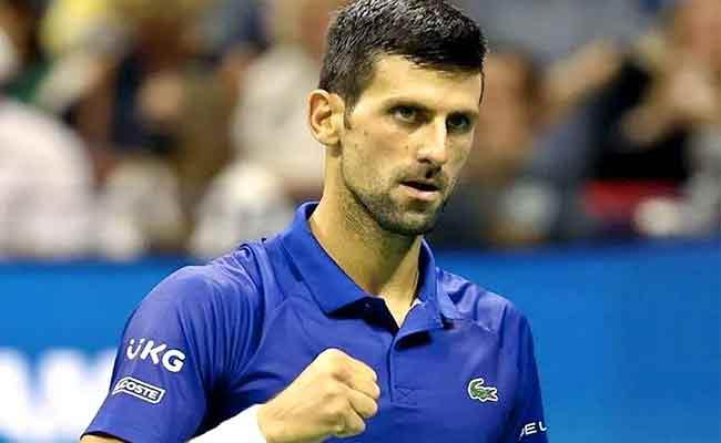 US Open: Novak Djokovic Beats Alexander Zverev Reach Final - Sakshi