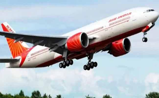 Air India First Direct Flight: Hyderabad To London Takes Off At Telangana - Sakshi