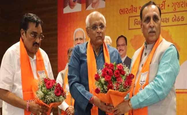 Sakshi Editorial On Bhupendra Patel Sworn In As Gujarat CM