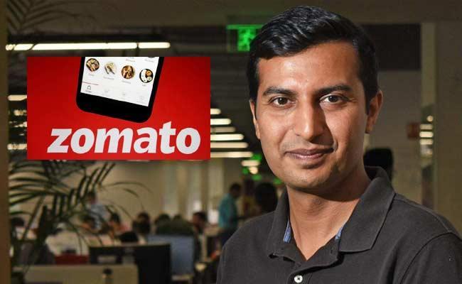 Zomato Cofounder Gaurav Gupta Quits And Shares Fall - Sakshi