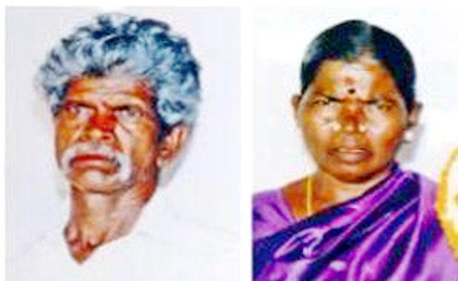 Grand Son Frustrated Burned Alive Grand Mother Grand Father Tamil Nadu - Sakshi