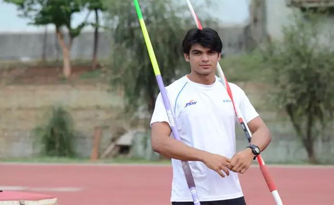 Neeraj Chopra Social Media Valuation Rises To Rs 428 Crore JSW Sports - Sakshi