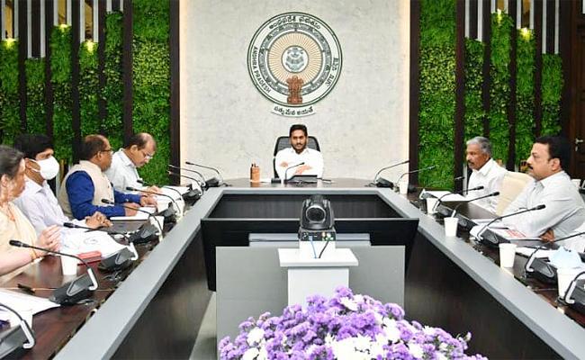 CM YS Jagan Review Meeting On YSR Cheyutha And YSR Asara Scheme - Sakshi