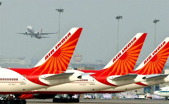 Final Bids For Air India Disinvestment - Sakshi