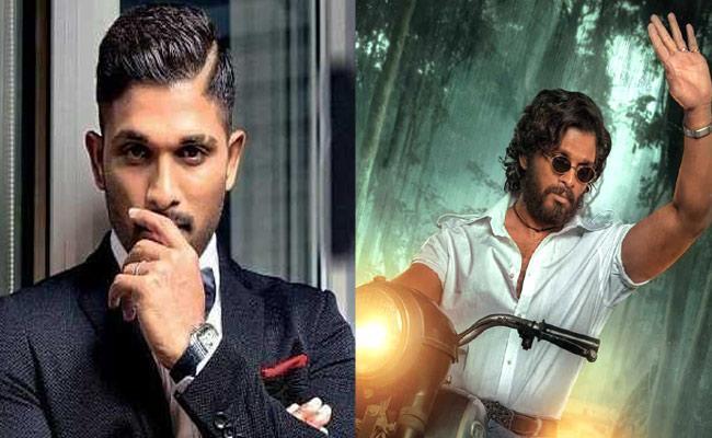 Allu Arjun Upcoming Movie Details - Sakshi