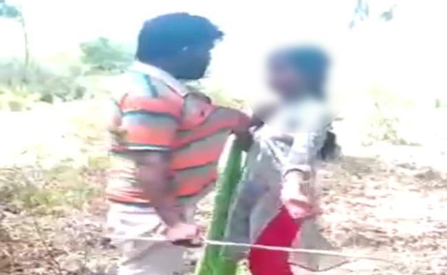 Men Molested On Girl In Nellore - Sakshi