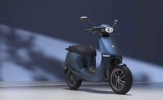 Ola Electric Scooter Sales Started Through Online - Sakshi