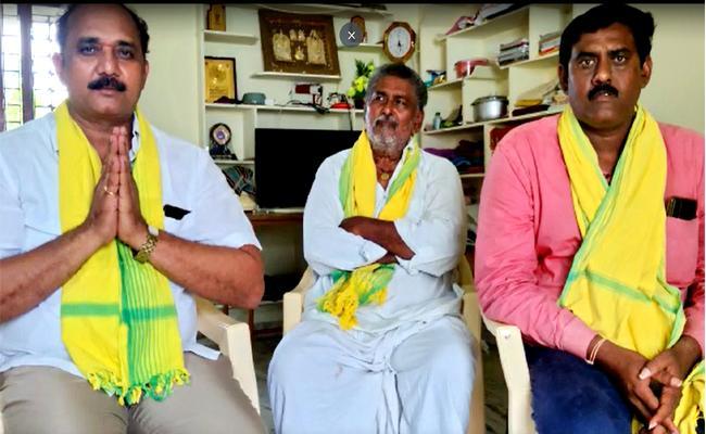 TDP Leader Pamidi Balakrishna Comments On Kodela Sivaram - Sakshi