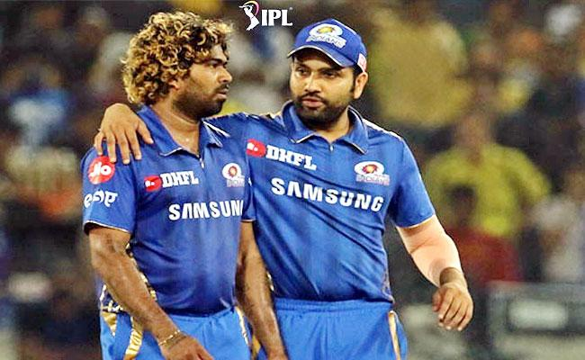 MI Captain Rohit Sharma Praise Lasith Malinga You Are Champion Cricketer - Sakshi