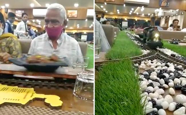 Harsh Goenka Tweets About A Unique Restaurant In Hyderabad - Sakshi