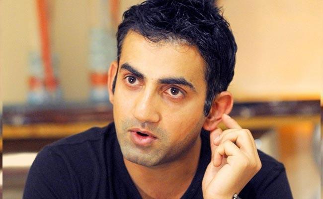 T20 World Cup 2021: Gautam Gambhir Picks India Playing XI Pakistan Clash - Sakshi