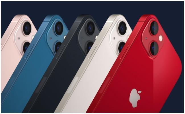 Iphone 13, iphone 13 mini, iphone 13 pro,iphone 13 pro max price in india - Sakshi