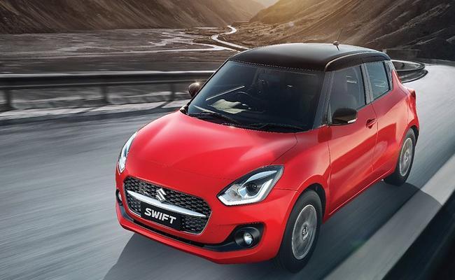 Maruti Suzuki Sold 25 Lakh Units Of Swift In India - Sakshi