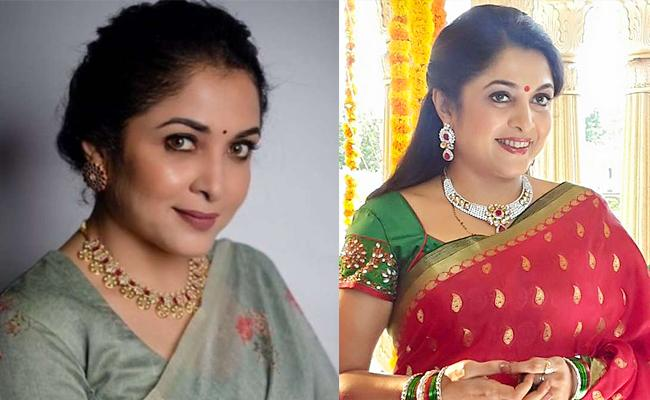 Actress Ramya Krishnan Birthday Special - Sakshi