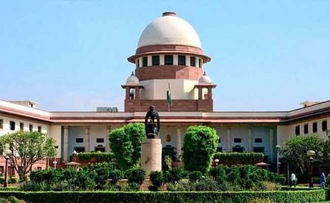 Supreme Court Dismisses Plea Seeking Covid Compensation for Lawyers kin - Sakshi
