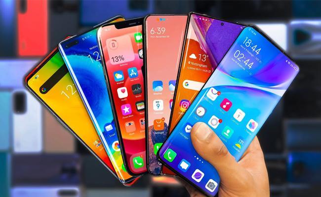 Smartphone Price Increase Due To Chip Shortage - Sakshi